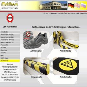 Каталоги продукции Mehlhose GmbH