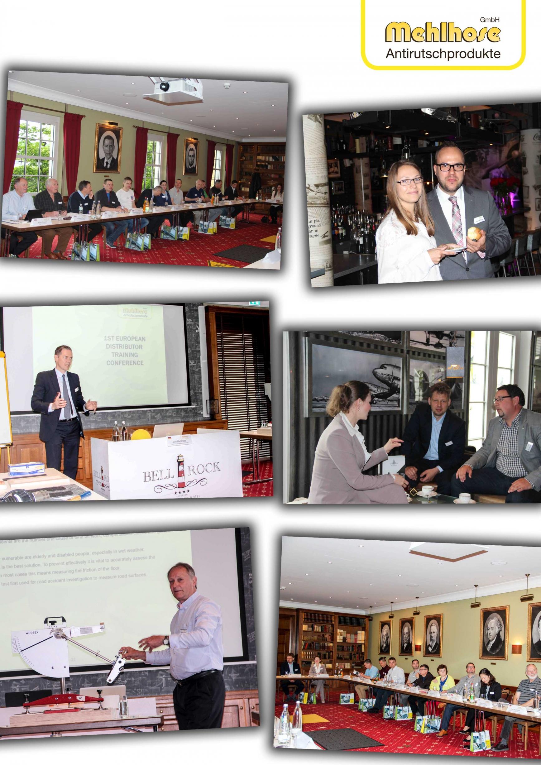 Обзор нашего первого тренинга «1st European Distributor Training», состоявшегося в отеле «Bell Rock» на курорте «Европа-парк» города Руст