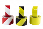 ПВХ лента для разметки и маркировки, толщина пленки 150 и 190 мкм (0,15 и 0,19 мм)