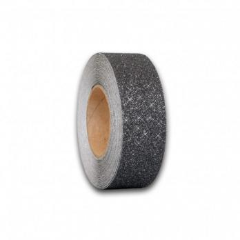Противоскользящая блестящая лента Glitter Grip, черный с вкраплением цвет